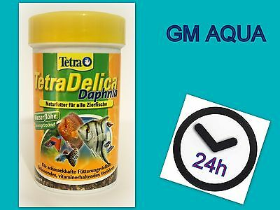 Tetra Delica Daphia 14g/100ml in Original Tub