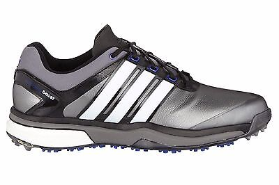 Adidas adipower Boost Golf Shoes | UK 11 Wide | Grey