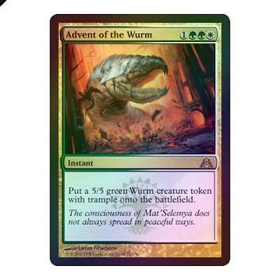 Magic The Gathering MTG Advent of the Wurm - Foil Dragon's Maze Singles