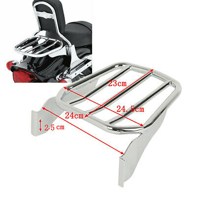 Sport Luggage Rack For Harley Softail Standard FXST 06-07 Fatboy 2007-2016 2015
