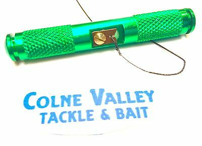 fishing hooklink braid stripper easy to use with knot tighter at ends cv tackle
