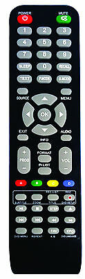 Universal TV Remote for VIVO, VIANO - No setup needed 100% replacement