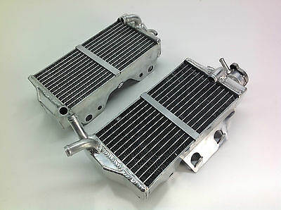 Honda Cr 250 2005 2006 2007 Radiators (Fitment Issues - Read Description) (2302)