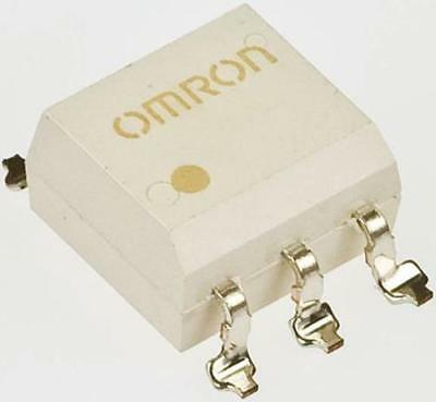 Omron G3VM-601EY Solid State Relay Solder Surface Mount MOSFET, 0.1A, 1.3V
