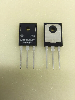 MBR3060PT MBR3060 DIODE 30 A, 60 V, SILICON, RECTIFIER DIODE **2 per sale**