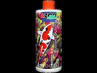 AZOO KOI VITAMINS 1000ml For koi, cold water fish and ponds