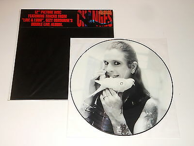 "Ozzy Osbourne - PICTURE 12"" Maxi - Changes - Epic 659340 6"