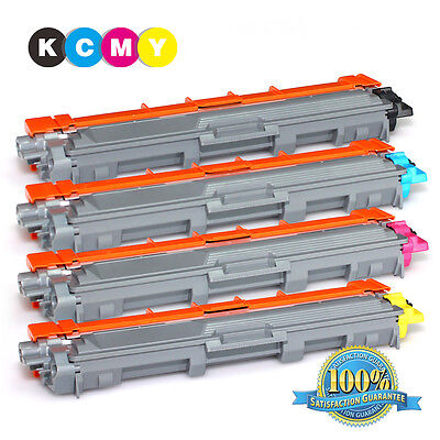4PK Compatible TN-221 BK TN225 CMY for Brother MFC-9130CW, MFC-9330CDW