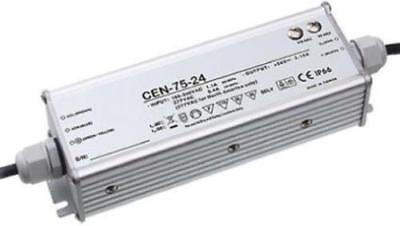 RS Pro CEN-75-54, Constant Current Dimmable LED Driver 75.6W 54V dc 1.4A