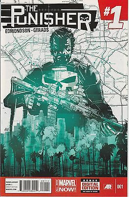 Lot Of 19 Punisher (2012-2014)