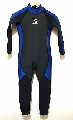 IST Youth Size Large L 10 Boys Full Body Wetsuit Juniors Kids Childs