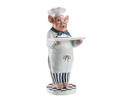 """Pig Chef Butler table 28"""" Tall NEW!"""