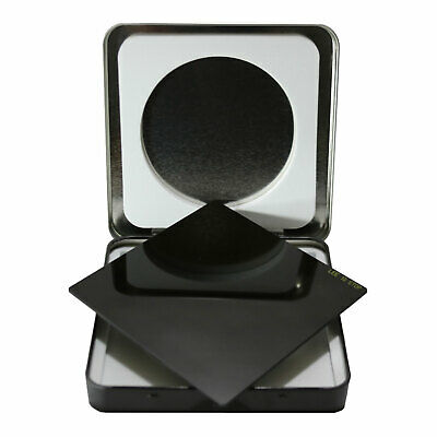 Lee Filters 100 x 100mm Big Stopper ND 3.0 ND1000 10 Stop ND 4x4 Glass Filter