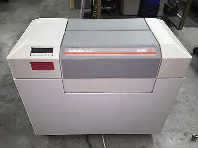 Agfa SelectSet 5000 Imagesetter Select Image Setter Clean Condition INCLUDES RIP