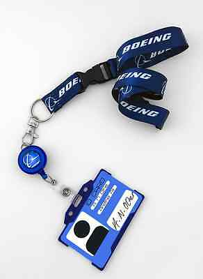 Qatar A380 Dye Sublimation Lanyard