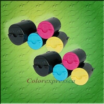 8 Toner Cartridge For Samsung Clp300 Clx2160 Clx3160
