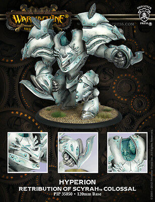 Warmachine Pip35050 Hyperion Colossal - Bnip