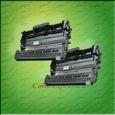 2 Drum Unit For Brother Dr-420 Dr420 Mfc-7360N 7460Dn