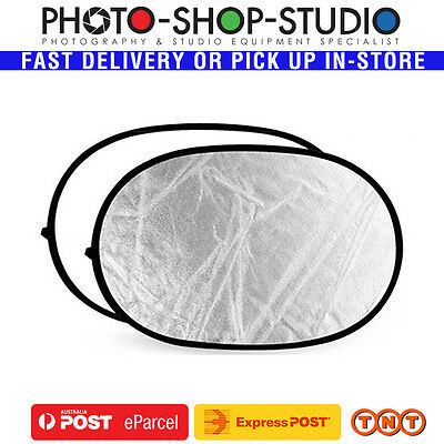 Godox 2 in 1 Collapsible Reflector 100 x 150 cm (White + Silver) RFT-02