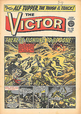 The Victor 420 (March 8, 1969) mid-high grade copy