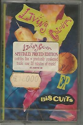 "Living Colour ""biscuit"" Mc Sealed"