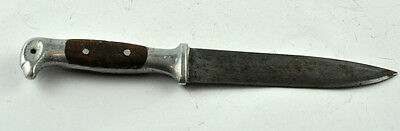 Scarce VTG HUNTING KNIFE WITH EAGLE HEAD