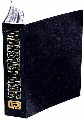 Monster Mag volume binder - holds 20 full-sized issues - final one available!