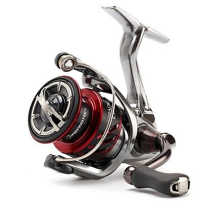 Shimano Stradic CI4+ 3000FB HG, Spinnrolle mit Frontbremse, STCI4C3000HGFB