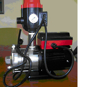 Water & Landscape Booster Pump 3/4HP TPH-Q series  4-15gpm with Auto Controller