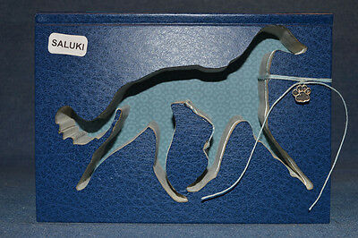 Saluki Upcycled Book - 001