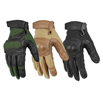 Condor Outdoor Military Syncro Touch-Screen Friendly Tactical Gloves Sizes S-XXL