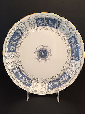 Coalport bone china dinner plate REVELRY made in England