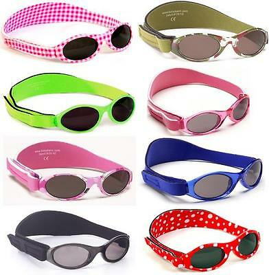 Baby Banz Adventurer Sunglasses 100% UVA UVB Kids Toddler Sun Protection BNIB