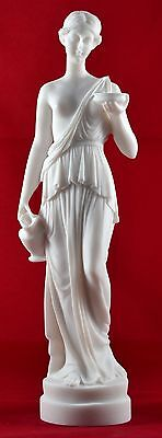 Hestia Goddess of House Fmily Greek Statue greek statue figure NEW