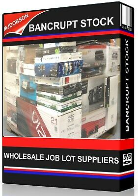 Wholesale Cheap Bankrupt Stock,Huge Wholesale Job Lots,Supplier List To Download