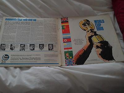 ENGLAND WORLD CUP 1966 Double LP FREE POST UK