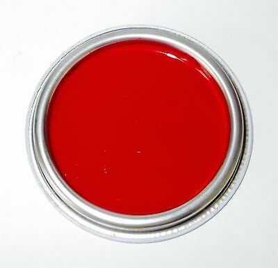 125ml FLAME RED Gloss Heat Resistant Paint, Engine Caliper Brake