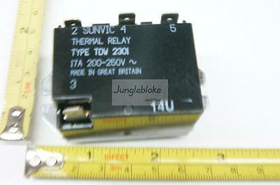 Tdw2301 Thermal Delay Relay Sunvic