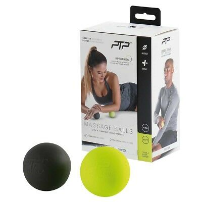 NEW PTP Soft And Firm Massage Balls   from Rebel Sport