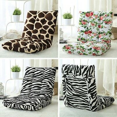 Newly Sofa Tatami Floor Lounger Home Low Cushion Chair Seat Fashion Furniture