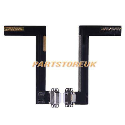 White USB Charger Charging Port Connector Flex Cable For Apple iPad Air 2 UK