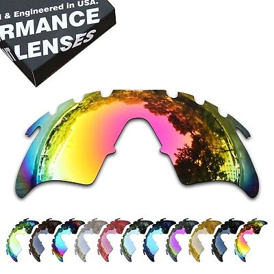 POLARLENS POLARIZED ICE Blue Replacement Lens for-Oakley M2 Frame ...