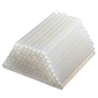 250 x Hot Melt Glue Sticks 7mm x 200mm Extra Long Craft Adhesive General Purpose