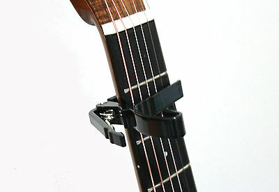 iMusicGuitar Capo-Black Picks for Acoustic Electric Guitar shipping from Canada