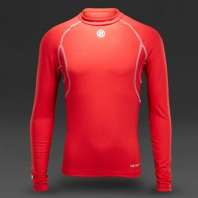 Youths And Mens Skins Carbonyte Long Sleeved Turtle Compression Base Layer Top