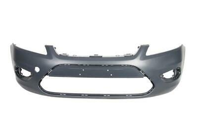 Ford Focus 2008 2012 Front Bumper Primed Ready To Paint New Insurance Approved