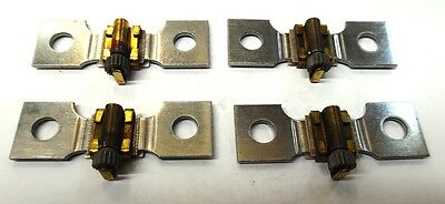 Square D, Overload Relay Thermal Unit, Lot Of 4, Cc 103.0