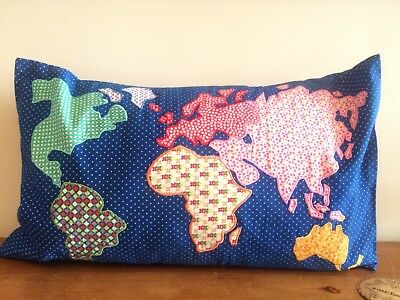 Wonderful World Cushion