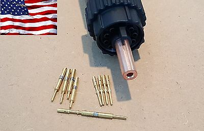 FY0023 Plasma Central Torch Side Adaptor  + 5 Sets of Pins *US FAST SHIP*