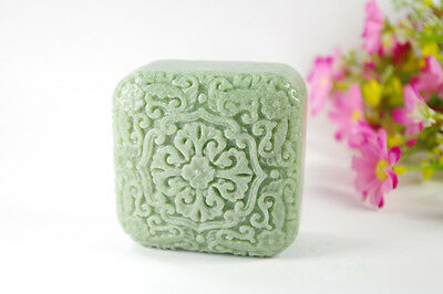 Flower S459 Silicone Soap molds Craft  DIY Handmade soap Mold Mould